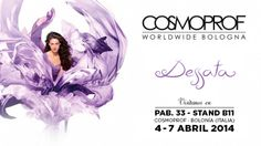 Visítanos en Cosmoprof Bologna 2014!!  http://www.dessata.com
