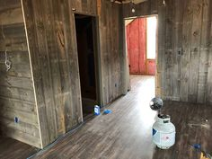 make it really real If you're thinking barn wood paneling would be so cool to have, ours is created with the highest quality wood and craftsmanship you'll find — plus, we don't know of Barnwood Paneling, Plywood Panels, Hardwood Floors, Flooring, Interior Walls, Barn Wood, Farmhouse Decor, Cool Stuff, Google Search