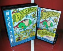 Sega games card - Boogerman with box and manual for Sega MegaDrive Video Game Console 16 bit MD card     Tag a friend who would love this!     FREE Shipping Worldwide     #ElectronicsStore     Get it here ---> http://www.alielectronicsstore.com/products/sega-games-card-boogerman-with-box-and-manual-for-sega-megadrive-video-game-console-16-bit-md-card/