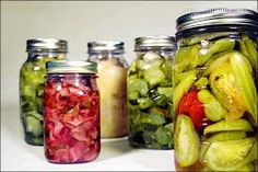 The wonderful world of pickling. Part I