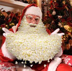 Santa X Popcorn!