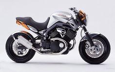 Yamaha Bulldog BT 1100 Mastino Napoletano