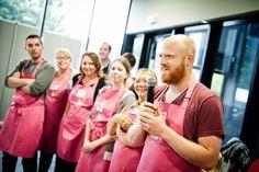 Reporting pour une équipe de cuisiniers forcément plus que parfaits !