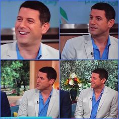Great stills from @itvthismorning shared to Facebook by Julie Davis thank you!