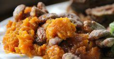 Mix and Match Mama: Sweet Potato Casserole {Easy!}