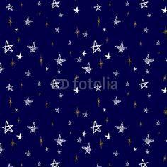 星柄パターン