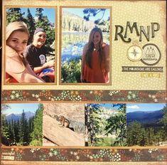 rocky mountain national park - Scrapbook.com