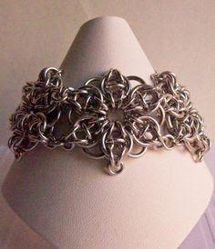 Celtic Princess Chainmaille Bracelet