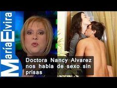 Que tipo de sexo mejoran la vida sexual de una pareja - Dra. Nancy Álvarez - YouTube