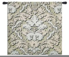 Luster Latte Wall Tapestry