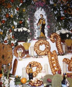 St. Joseph's Day Cucidatti