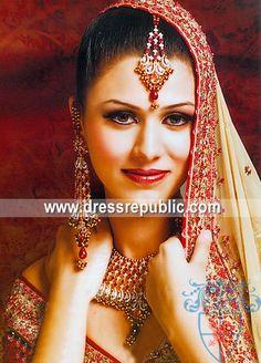 Style DRJ1099, Product code: DRJ1099, by www.dressrepublic.com - Keywords: Jewelry Collection By Pakistani Designers, Bridal Pakistani Jewelry Buy Online USA