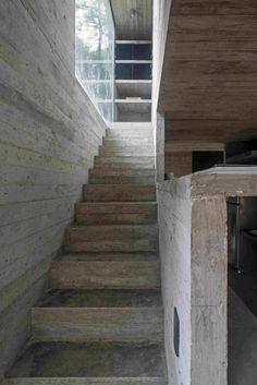 Бетонный дом в Аргентине