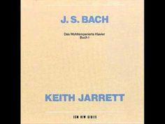 Johann Sebastian Bach  Piano - Keith Jarrett  Deze vertolking blijft voor mij de beste. Geniet ervan!
