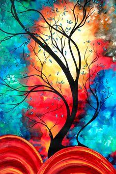 """New Beginnings"" - canvas print by Megan Duncanson"