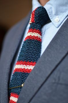 MenStyle1- Men's Style Blog - Ties ties ties. FOLLOW for more pictures. ...