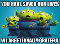 YOU HAVE SAVED OUR LIVES  WE ARE ETERNALLY GRATEFUL