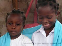 2 sisters in Ghana