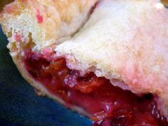 Plum Pie Recipe (culinate)