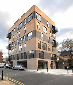 A 100% liquid biofuel boiler from Hamworthy proved to be the greenest heating option for a mixed use development in Hoxton, East London.