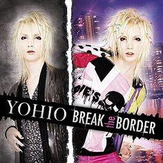 Om Yohio - Break The BorderCD.
