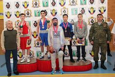 Six Russian gold medals in the Komsomolsk-na-Amure Youth Tournament