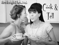 Cook & Tell Healthy Recipe Link-up at Shrinking Kitchen @shrinkingkitchen #recipe #healthy www.shrinkingkitchen.com