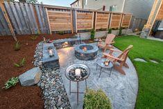 Outdoor Rooms, Outdoor Living, Outdoor Decor, Backyard Privacy Screen, Oregon Garden, Screen Plants, Backyard Patio Designs, Backyard Ideas, Garden Ideas