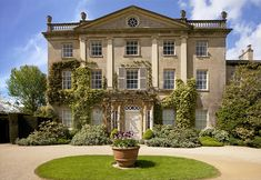 Highgrove House | Highgrove House had previously been the home of Maurice Macmillan ...