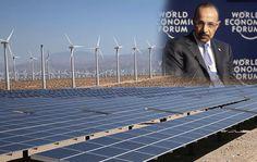 Saudi to soon launch $30-50bn renewable energy programme Renewable Energy, Solar Panels, Foundation, Product Launch, Outdoor Decor, Sun Panels, Solar Power Panels, Foundation Series
