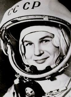 Valentina Tereshkova become the first woman in space in 1963 when she orbited the earth 48 times in Vostok-VI.