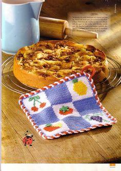 Ewa Crochet - Couleurs cuisine - Jo D - Picasa Webalbums