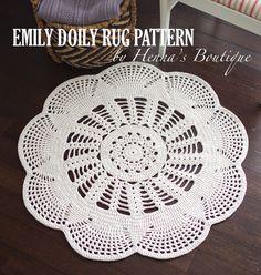 emily+doily+rug.jpg (700×737)