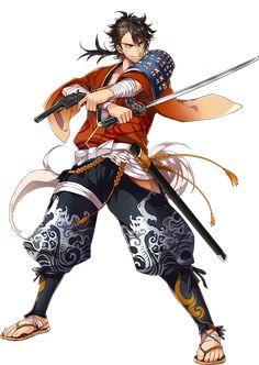Risultati immagini per mutsunokami Yoshiyuki Boy Character, Fantasy Character Design, Character Concept, Character Inspiration, Manga Anime, Anime Guys, Happy Tree Friends, Dnd Characters, Fantasy Characters