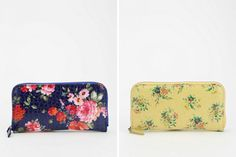 Checkbook Wallet | 20 Fresh Floral Accessories