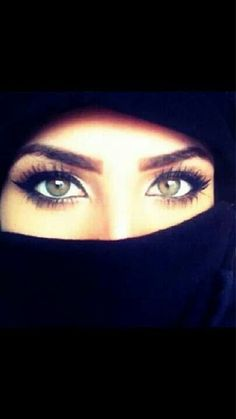 Window to her soul...
