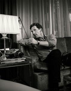 "Benedict Cumberbatch aka ""Sherlock"" & ""Dr. Strange"""