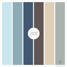 These retro colors remind me of my favourite pair of jeans!