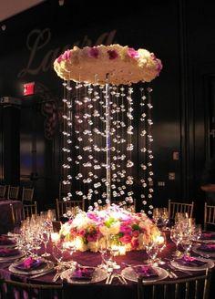 DIY Reception Decorations | Society Bride