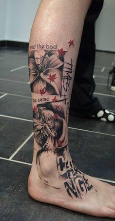 Tattoos von Marco - Silent Skill Tattoo