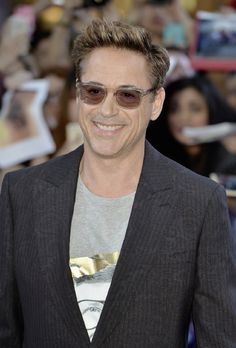 Avengers: Age of Ultron London premiere - Robert Downey Jr.