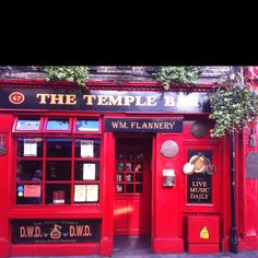 """Irish pubs (temple bar) this place is always """"hopping"""" we went on Easter to see just how """"hopping""""...had a great time. So if in Dublin stop by and have a pint."""
