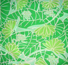 Froggy Batik