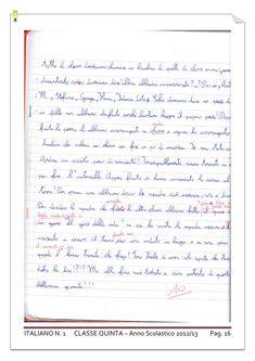 Classe quinta - Quaderno di italiano   PDF to Flipbook