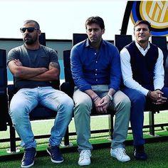 """""""Triplete"""" tu connais ? Ils ont écrit l'Histoire #legends #triplete #inter #samuel #zanetti #milito #suning #amala #fcim"""