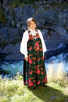 Folk Costume, Costumes, Oslo, Folklore, Traditional Outfits, Norway, Scandinavian, Birth, Country