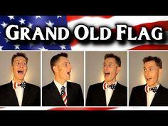You're A Grand Old Flag - Barbershop Quartet Barber Shop Quartet, My Fellow Americans, Barbershop, Musicals, Flag, Songs, Youtube, Barber Shop, Barber Shop Names