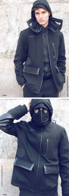 Ninja Jacket want it