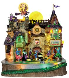 Lil' Witches & Warlocks Nightcare SKU# 45670