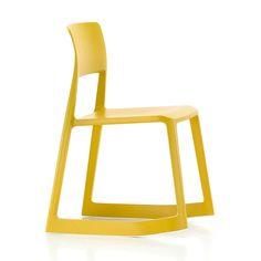 Tip Ton Chair Mustard